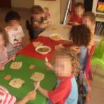 ארוחה במשפחתון