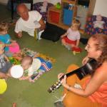 פעילויות במשפחתון