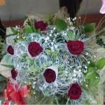 זר ורדים מעוצב 199 שקל