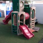 גן פילון ברעננה - פעילות בחצר