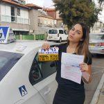 מתי גרדה - מורה נהיגה